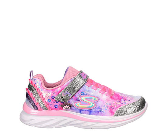 Girls Infant Quick Kicks - Lil Princess Sneaker