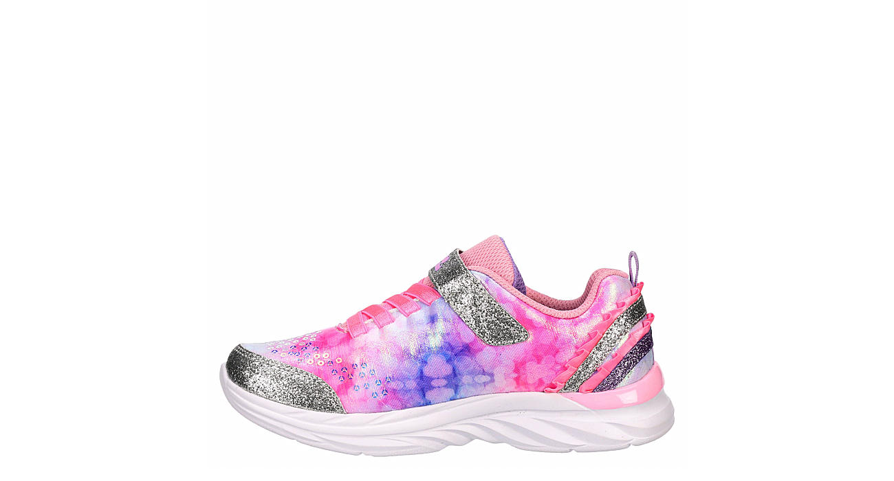 SKECHERS Girls Quick Kicks - Lil Princess - PINK