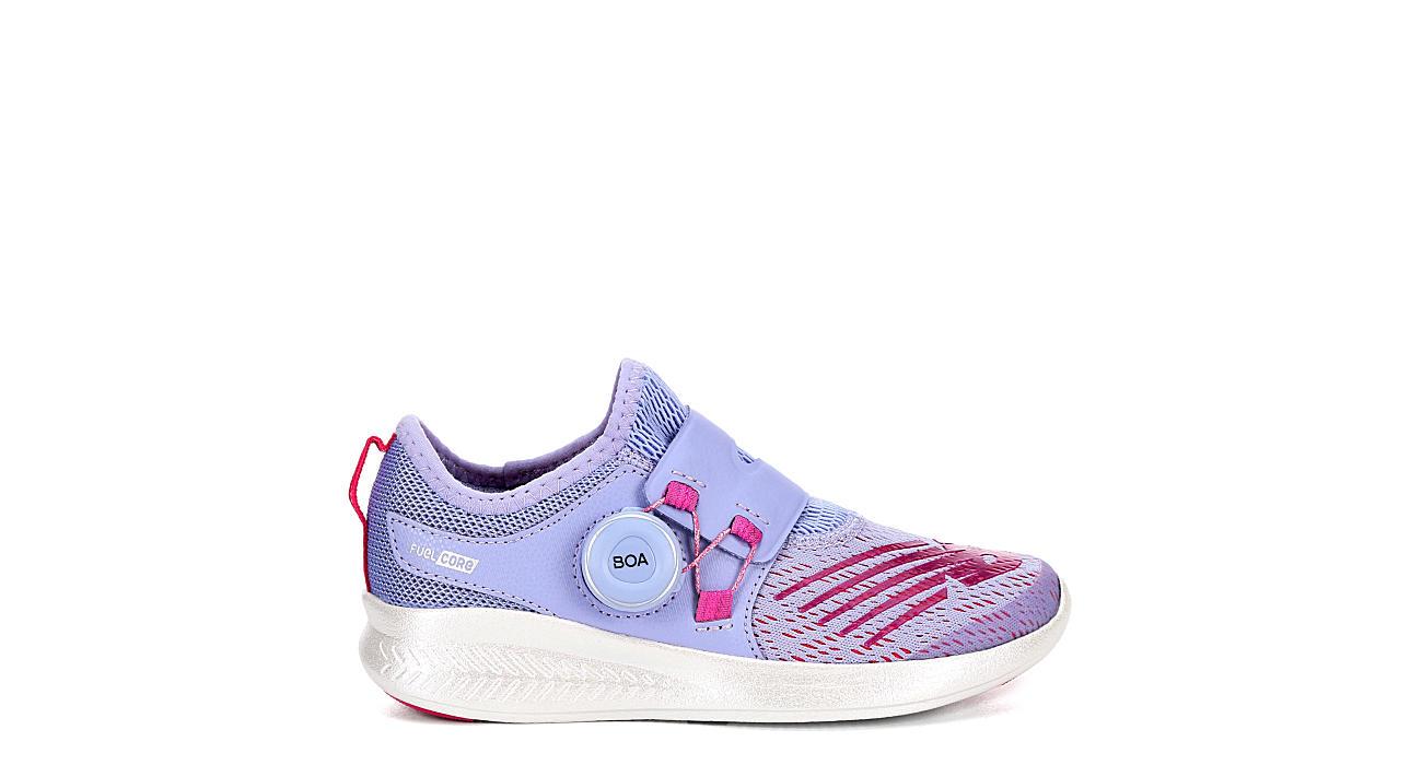 NEW BALANCE Girls Fuelcore Reveal Sneaker - PURPLE
