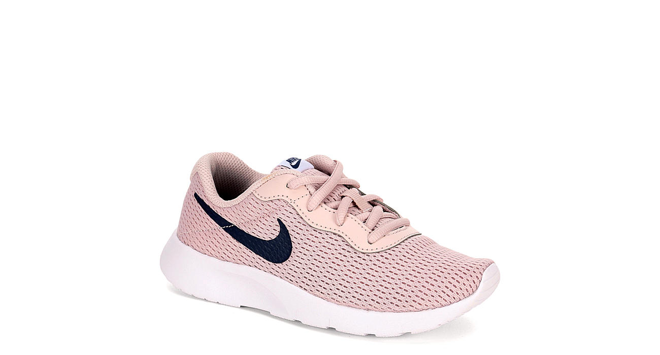 d1bc7f9b165 Blush Nike Girls Tanjun