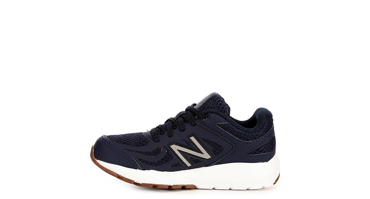 NEW BALANCE Boys 519 - NAVY
