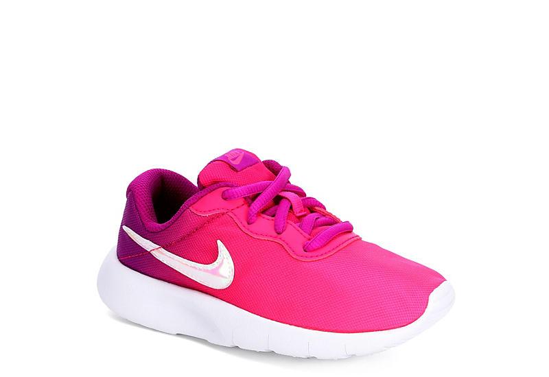 huge selection of 38731 9876e Nike Girls Tanjun - Purple