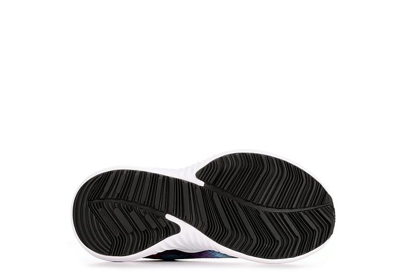 ADIDAS Girls Fortarun Sneaker - MULTICOLOR