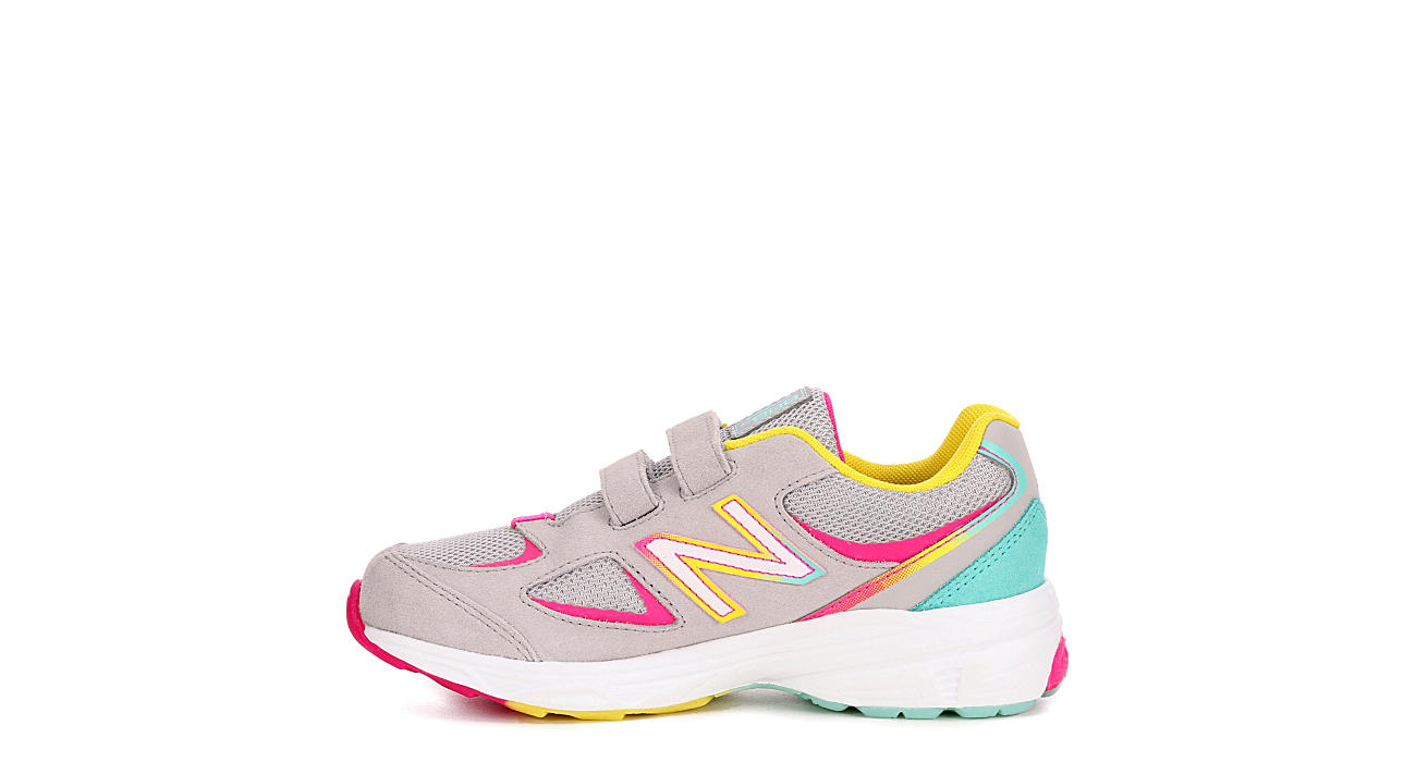 NEW BALANCE Girls 888 - GREY