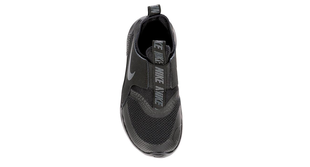 NIKE Boys Flex Runner - BLACK