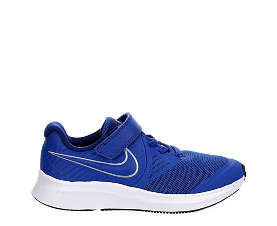 Boys Star Runner Slip On Sneaker