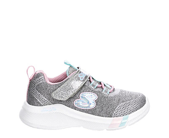 Girls Infant Dreamy Lites Slip On Sneaker