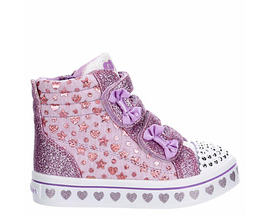 Girls Infant Twi-lites Light Up Sneaker
