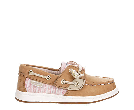 Girls Infant Coastfish Jr Boat Shoe