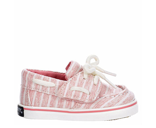 Girls Intrepid Crib Boat Shoe