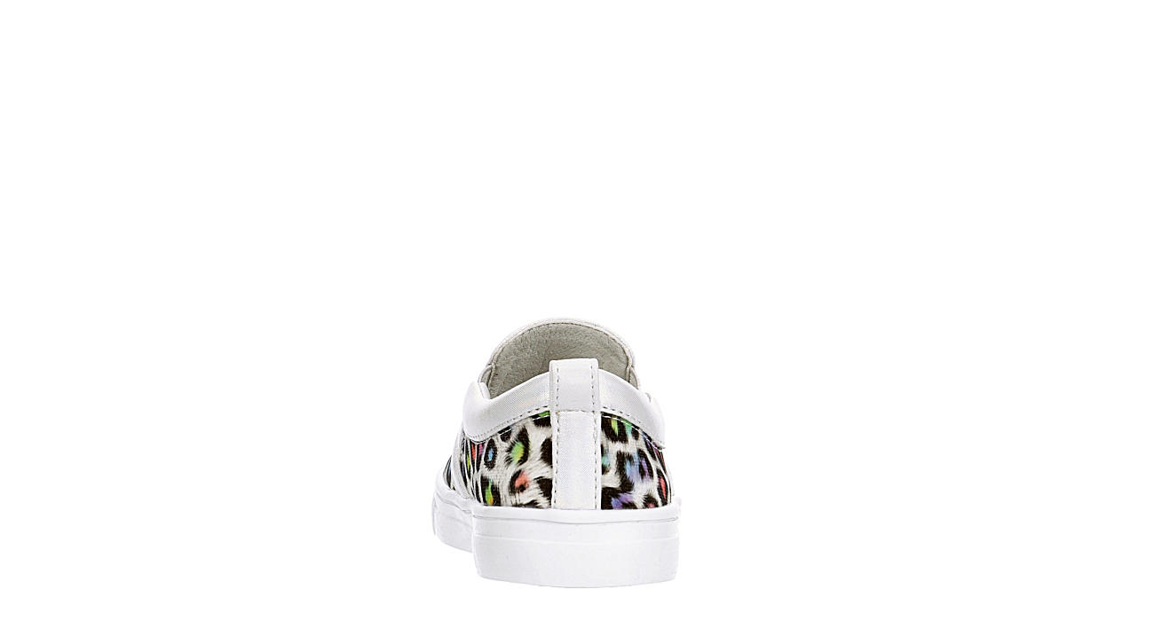 CUPCAKE COUTURE Girls Infant Lil Lf Leopard Slip On Sneaker - MULTICOLOR