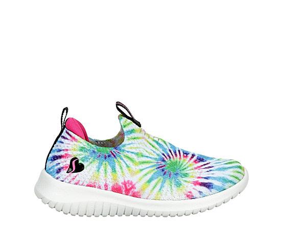 Girls Infant Ultra Flex Slip On Sneaker