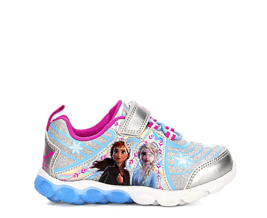 Girls Infant Frozen Light Up Sneaker