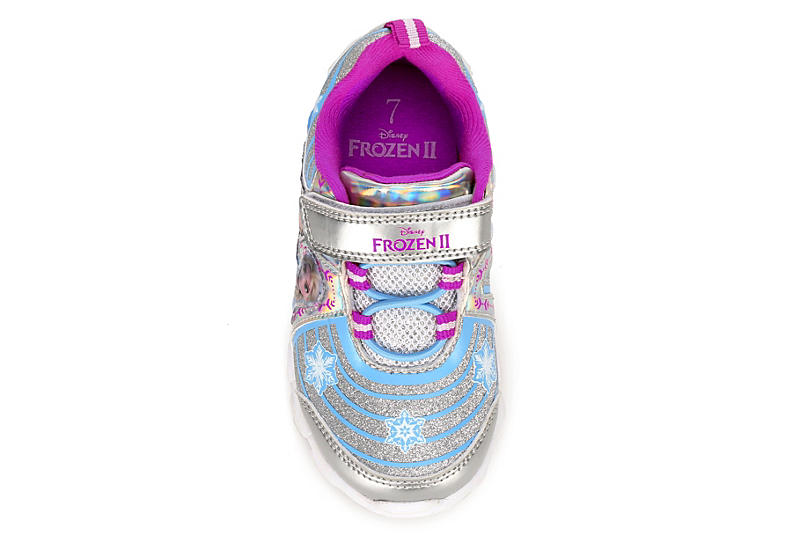 DISNEY Girls Infant  Frozen - SILVER