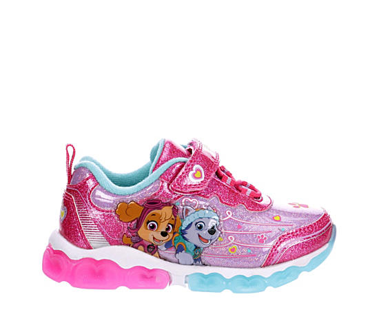 Girls Infant Paw Patrol Light Up Sneaker