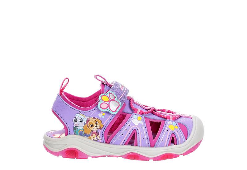 NICKELODEON Girls Infant Paw Patrol Outdoor Sandal - PINK