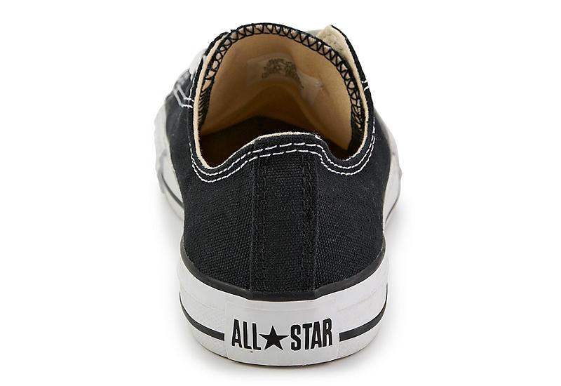 CONVERSE Boys Chuck Taylor All Star Ox - BLACK