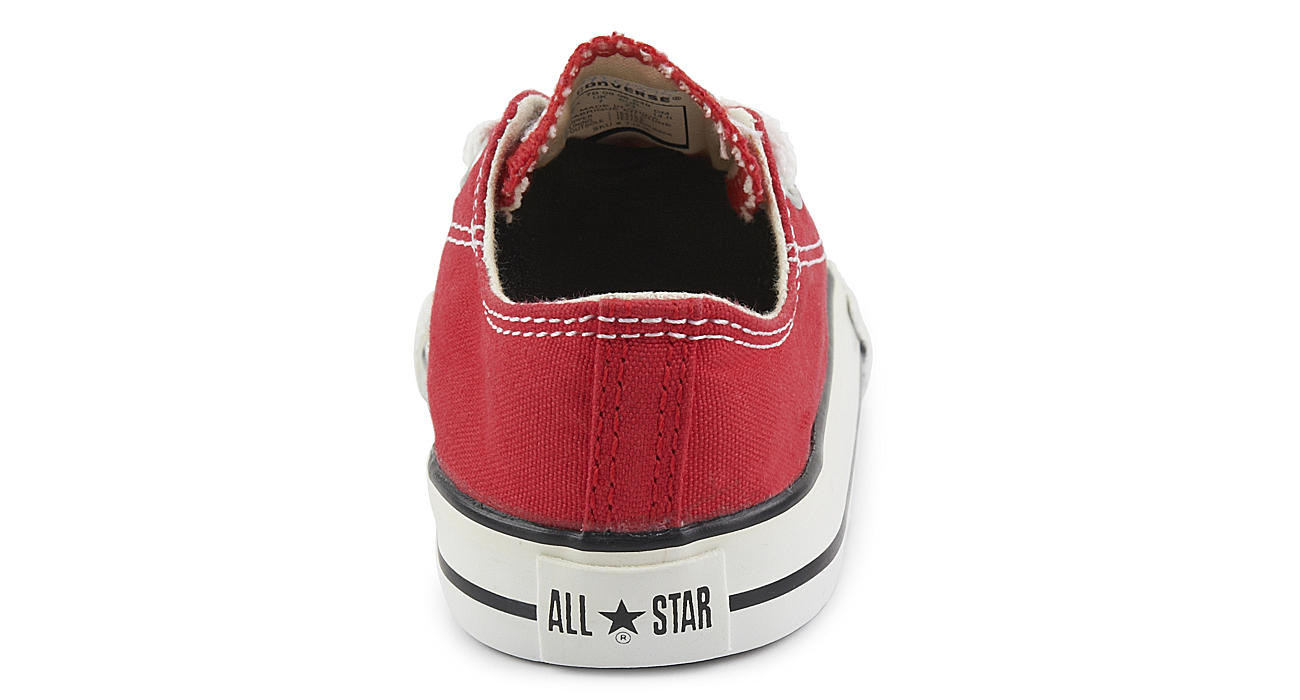 CONVERSE Boys All Star Low - RED