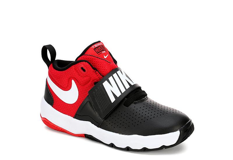 Black Nike Boys Team Hustle D 8 Athletic Rack Room Shoes