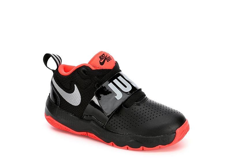 1cde2192fb06 Nike Boys Team Hustle - Black.  49.99 SALE