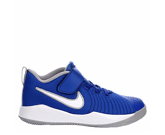 Boys Hustle Quick Slip On Basketball Shoe
