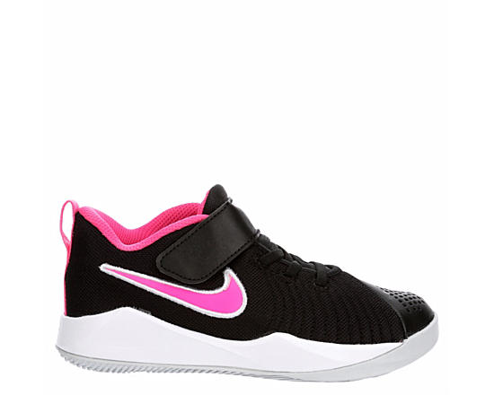 Girls Hustle Quick Slip On Basketball Shoe