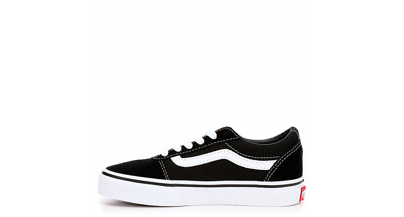 VANS Boys Ward - BLACK