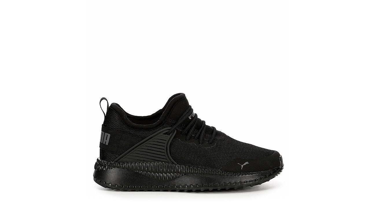 PUMA Boys Pacer Next Cage Sneaker - BLACK