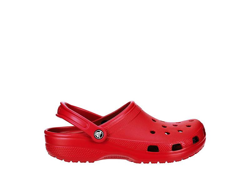 CROCS Boys Classic Clog - RED