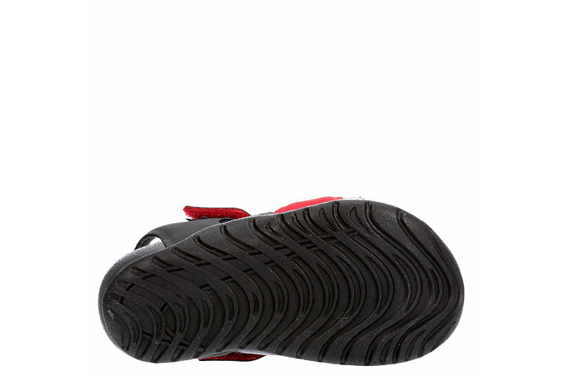 NIKE Boys Sunray Protect 2 Outdoor Sandal - RED