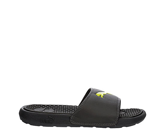 Boys Cool Cat Slide Sandal