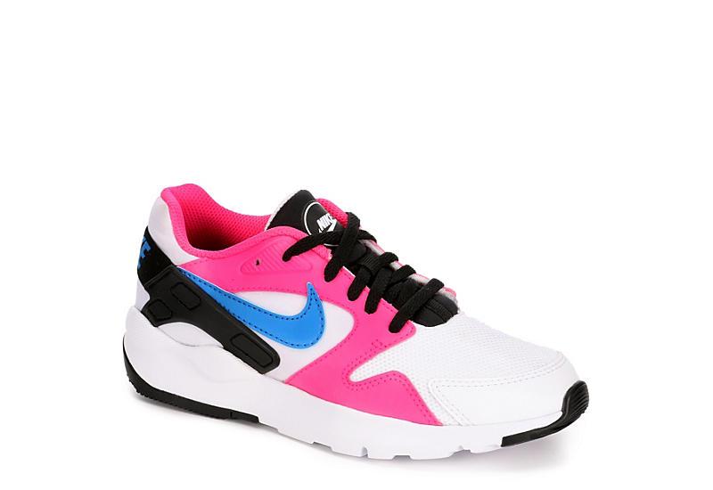 NIKE Girls Ld Victory Sneaker - WHITE