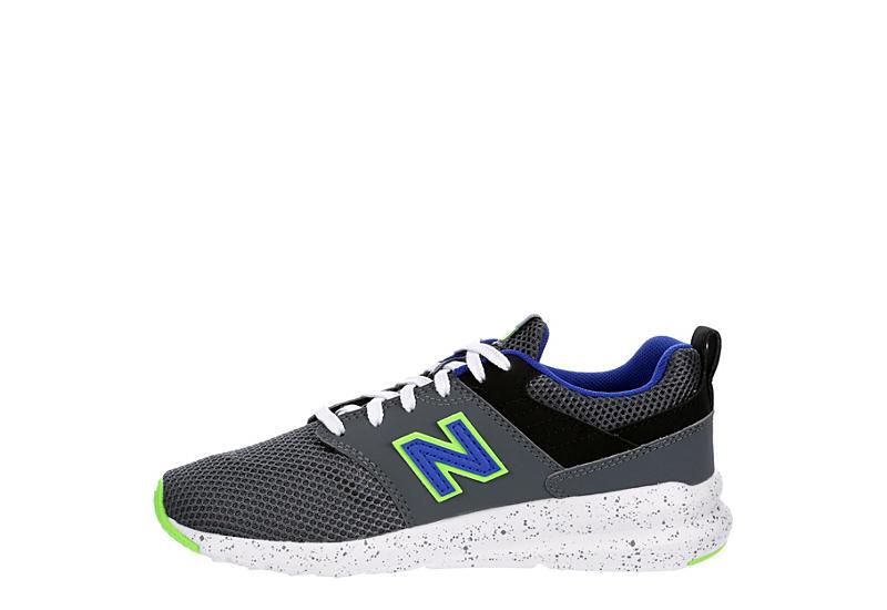 NEW BALANCE Boys 009 Sneaker - GREY