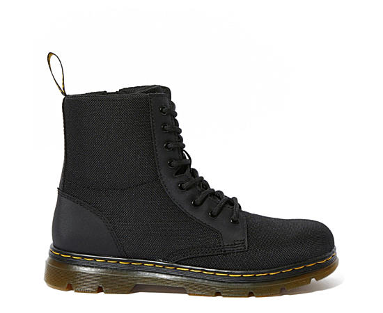 Boys Combs Combat Boot