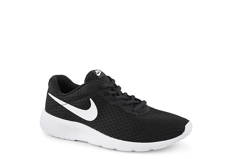 Black Nike Boys Gradeschool Tanjun Athletic Rack Room Shoes