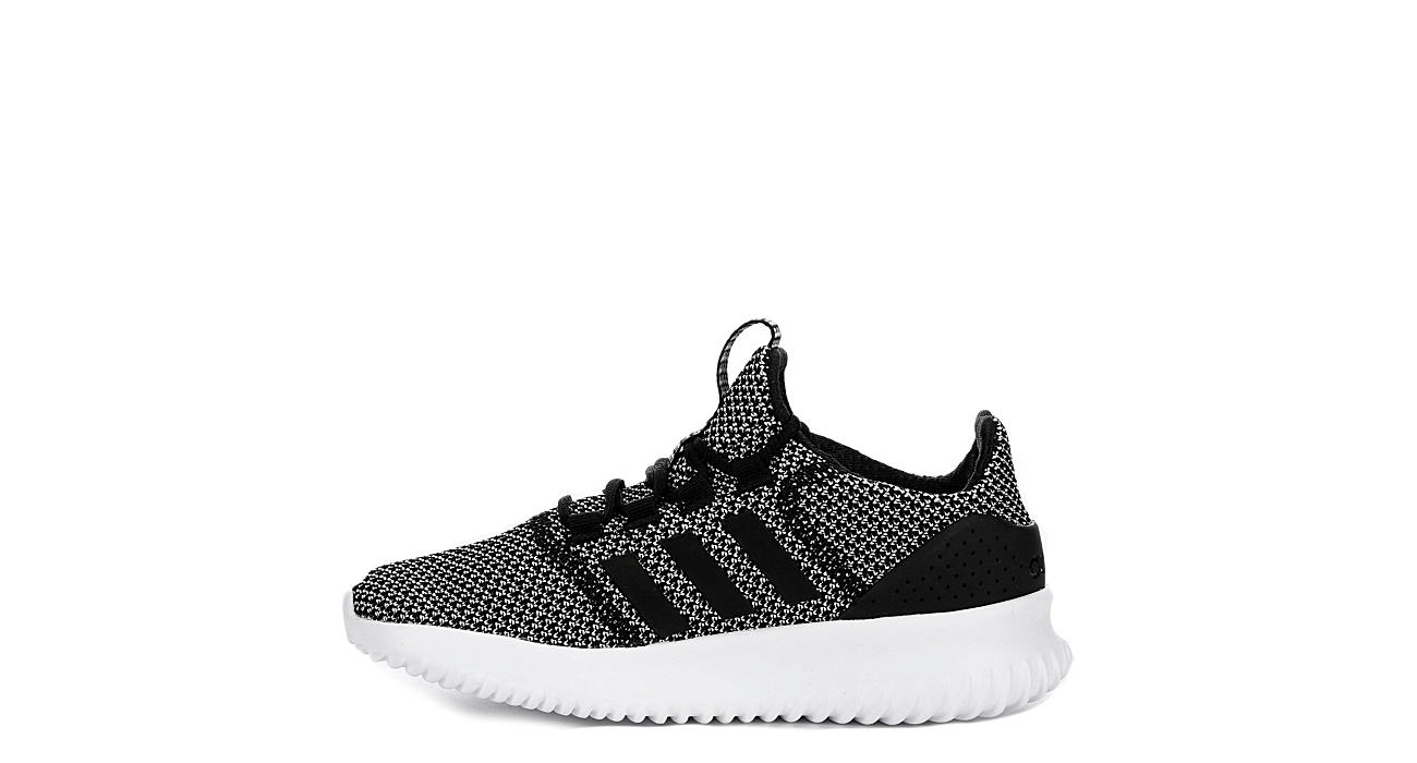 ADIDAS Boys Cloudfoam Ultimate - BLACK