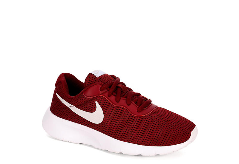 Dark Red Nike Boys Tanjun  2794a157a