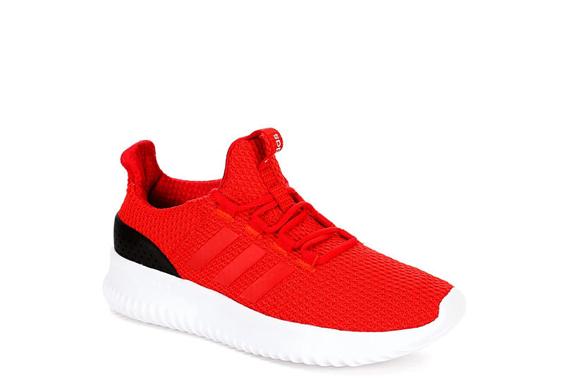 Red adidas Cloudfoam Ultimate Boys  Sneakers  e2a5c2248