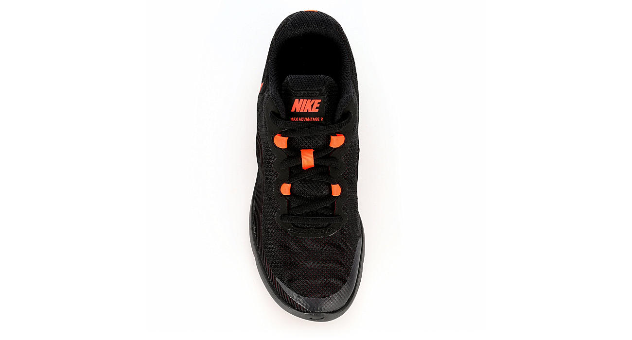 610549919834ee Nike Boys Air Max Advantage - Black