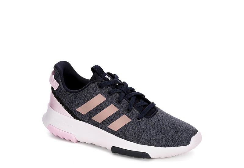 size 40 5aacd 768be Adidas Girls Cloudfoam Racer Tr - Navy