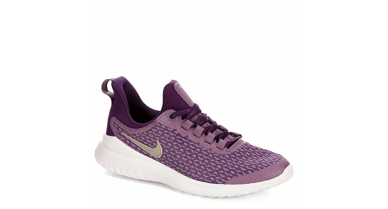 4b8e86dc51b Nike Girls Renew Rival - Purple
