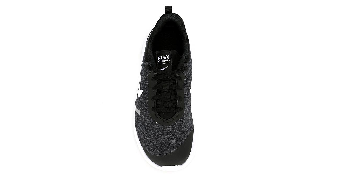 NIKE Boys Flex Experience Rn 8 Gs - BLACK