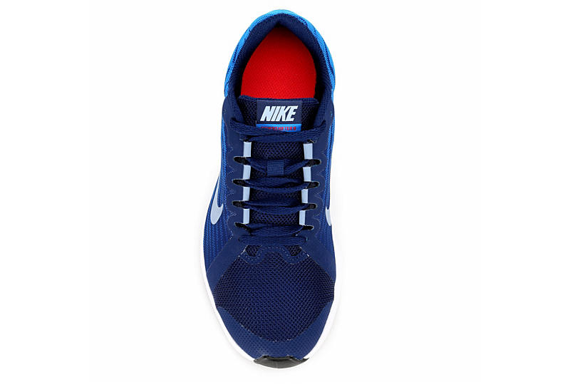 NIKE Boys Downshifter 8 Gs - BLUE