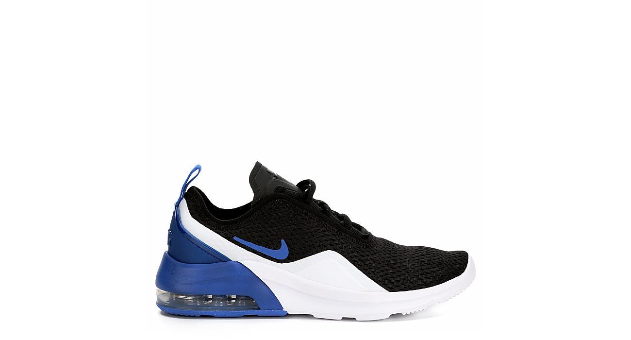 buy popular 51bca 238e3 Nike Boys Air Max Motion 2 - Black