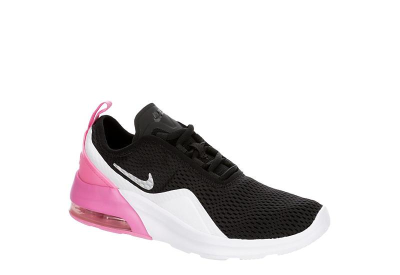 sale retailer 6e9fc 00674 Nike Girls Air Max Motion 2 - Black