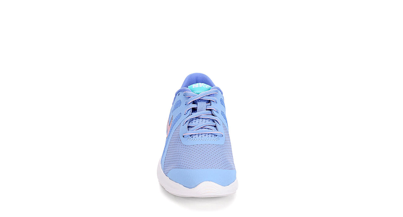 NIKE Girls Revolution 4 Gs - PALE BLUE