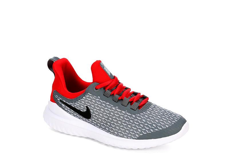 pretty nice ddc03 d7d01 GREY NIKE Boys Nike Renew Rival Gs