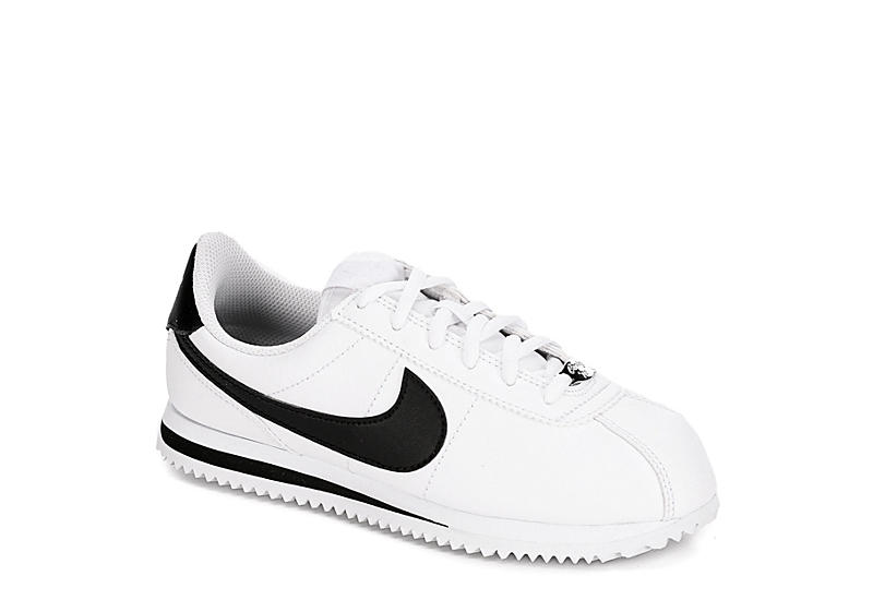 various colors fab13 55691 WHITE NIKE Boys Cortez