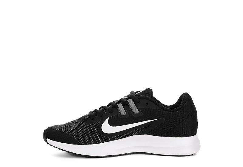 NIKE Boys Downshifter 9 Sneaker - BLACK