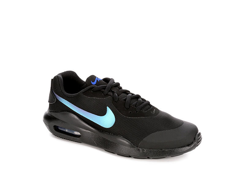 BLACK NIKE Boys Air Max Oketo